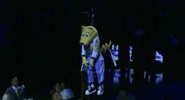 nuggetsmascot