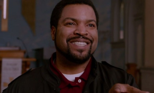 "Ice Cube as Captain Dickson in ""22 Jump Street."" Photo Credit: Sony Pictures"