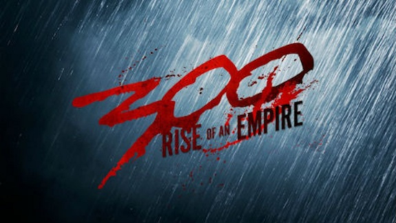 "Logo for ""300: Rise of an Empire."" Photo Credit: Warner Bros./Legendary Pictures."