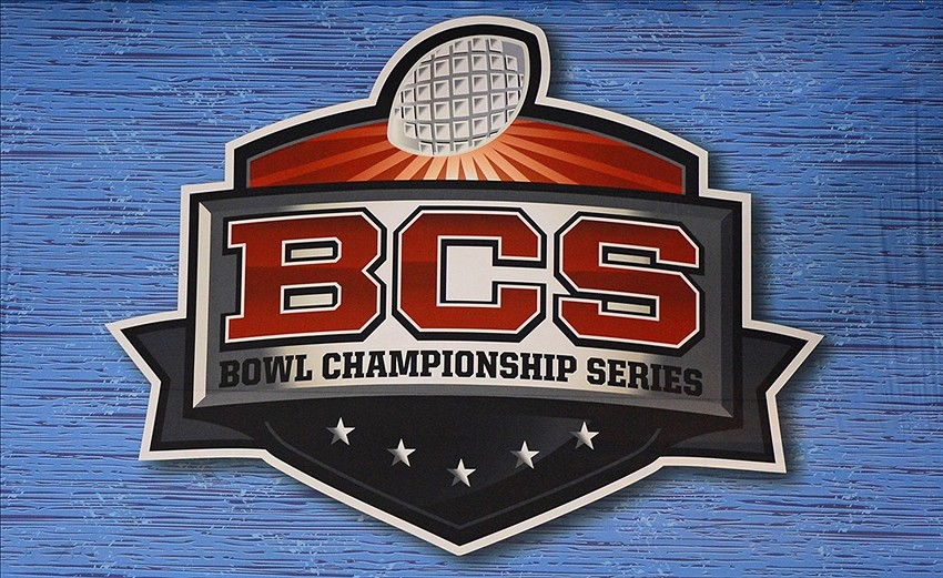 ncaa bcs rankings what college games are on today