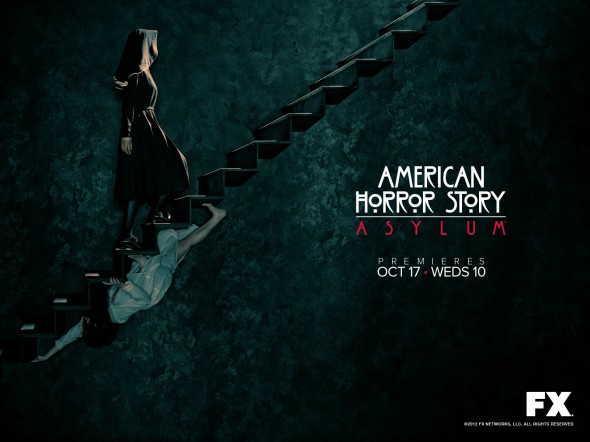 "Promo for ""American Horror Story: Asylum"". Photo Credit: FX"