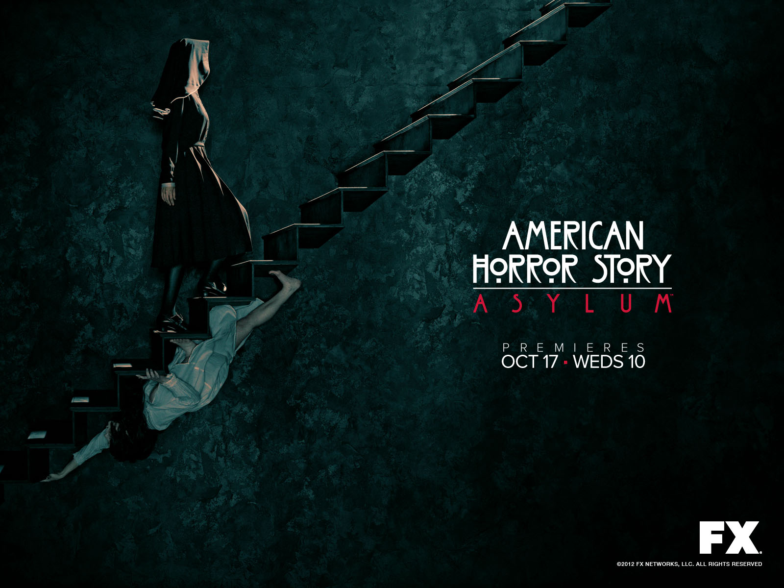 American Horror Story Asylum Now Available On Netflix
