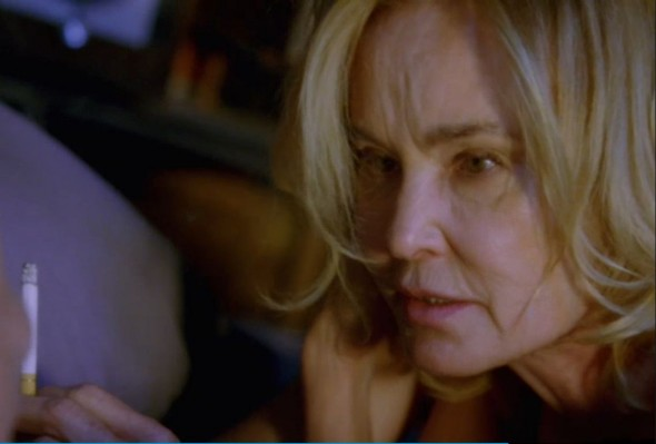 "Jessica Lange as Fiona Goode in Episode 8 of 'American Horror Story: Coven' entitled ""The Sacred Taking."" Photo Credit: FX"