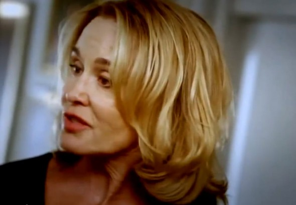 "Jessica Lange as Fiona Goode in Episode 9 of ""American Horror Story: Coven"" entitled ""Head."" Photo Credit: FX"
