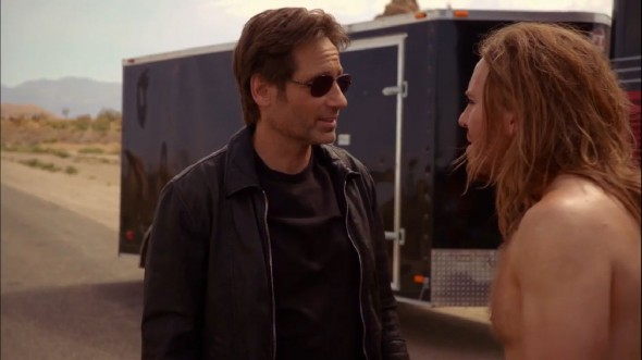 David Duchovny as Hank Moody in the upcoming seventh season of 'Californication'. Photo Credit: Showtime
