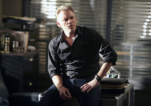 "Callum Keith Rennie as Ray McDeere in The Firm - Season 1 - ""Chapter 4"" Photo Credit: Ian Watson/NBC"