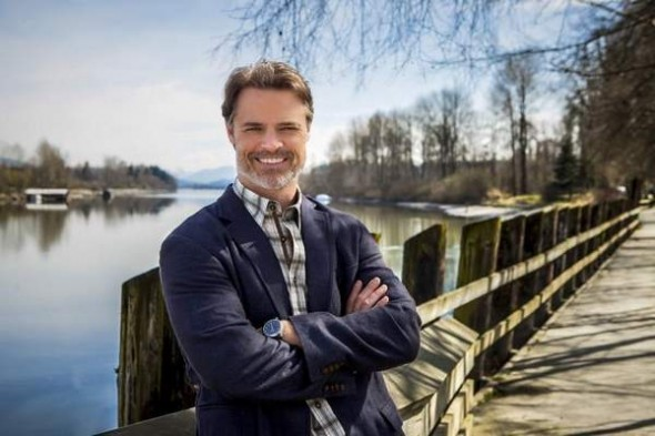 Dylan Neal as Jack Griffith in Hallmark Channel's 'Cedar Cove'. Photo Credit: Katie Yu/Hallmark