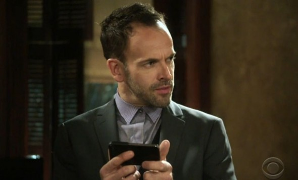 "Jonny Lee Miller as Sherlock Holmes in the Second Season of ""Elementary."" Photo Credit: CBS"