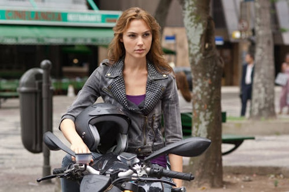 Gal Gadot as Gisele in 'Fast Five'. Photo Credit: Universal Pictures