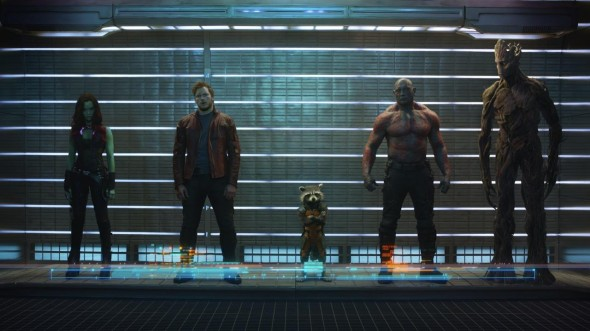 "First Official Still from the film ""Guardians of the Galaxy."" Photo Credit: Walt Disney/Marvel"
