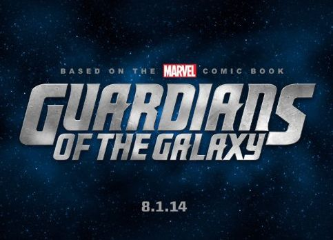 "Title Art for the film ""Guardians of the Galaxy."" Photo Credit: Walt Disney/Marvel"