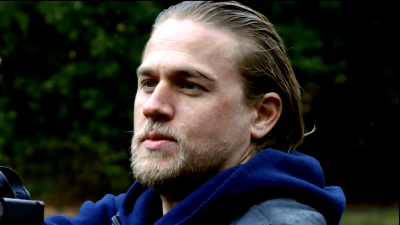 Charlie Hunnam as Jax Teller in Season 6 Episode 12 of 'Sons of ...