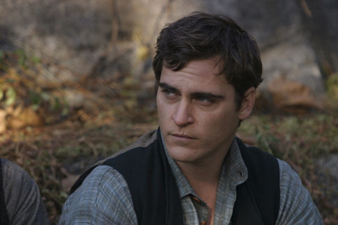 "Joaquin Phoenix as Lucius Hunt in ""The Village."" Photo Credit: Buena Vista"