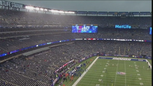 empty metlife