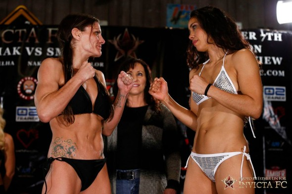Photo via Invicta FC 7