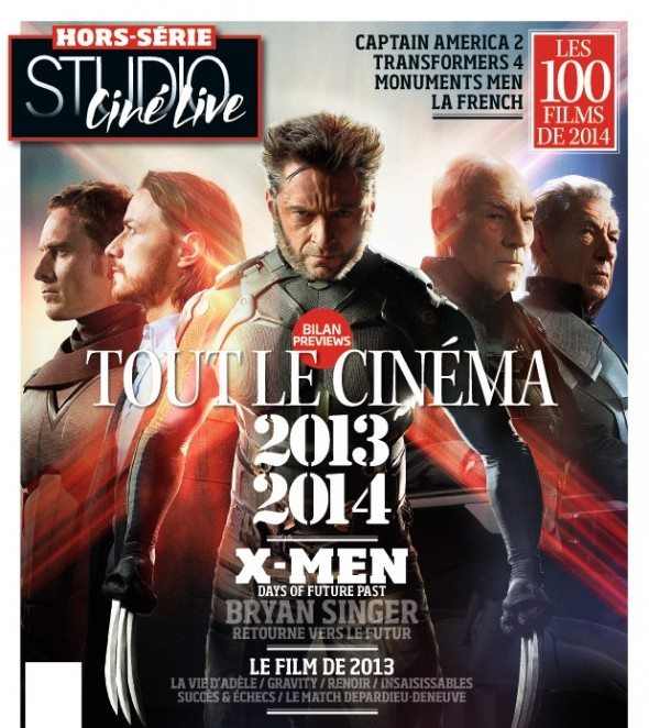 The cover of the latest issue of Studio Cine Live. Photo Credit: Studio Cine Live