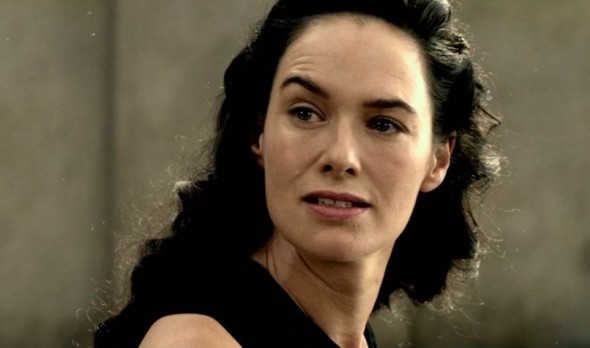 "Lena Headey as Queen Gorgo in ""300: Rise of an Empire."" Photo Credit: Warner Bros."