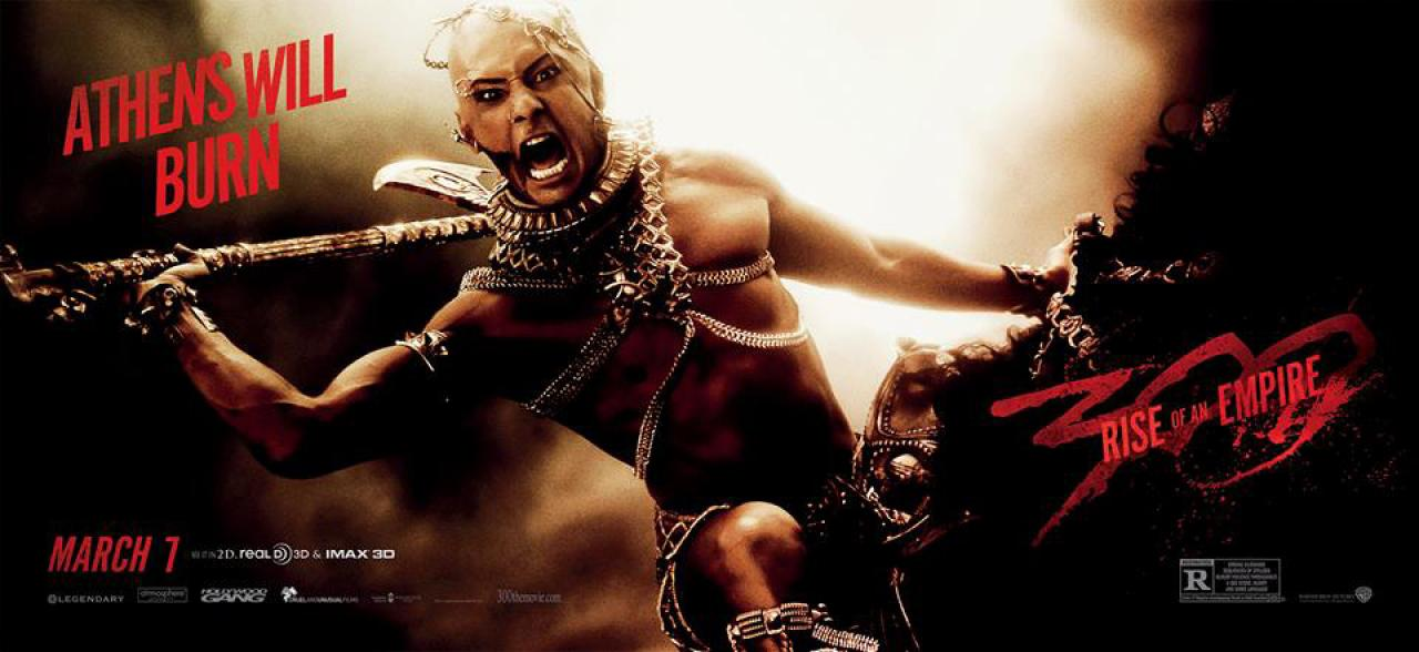 300: Rise of an Empire...