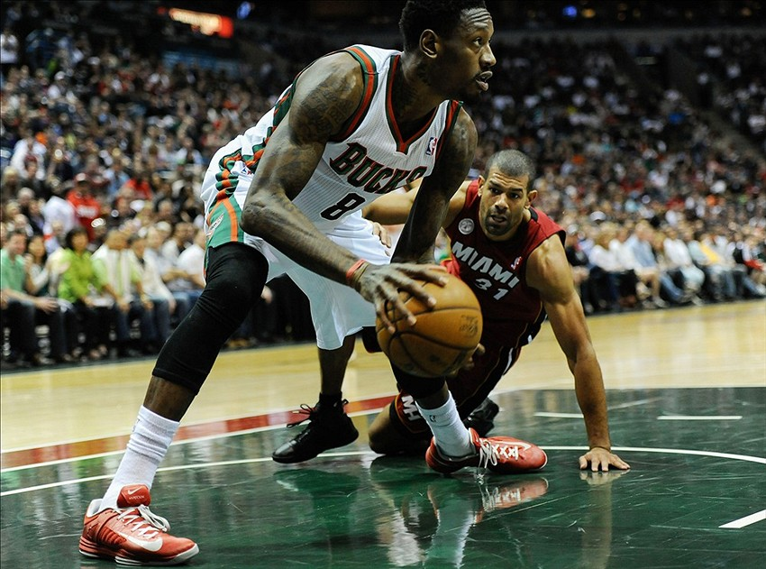 Larry Sanders 2015 to Trade Larry Sanders For
