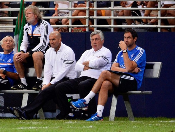 Will Carlo Ancelotti steer Real Madrid to the Champions League?