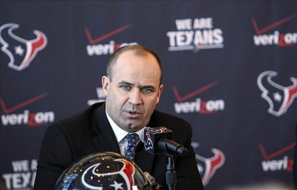 Houston Texans Coach Bill O'Brien
