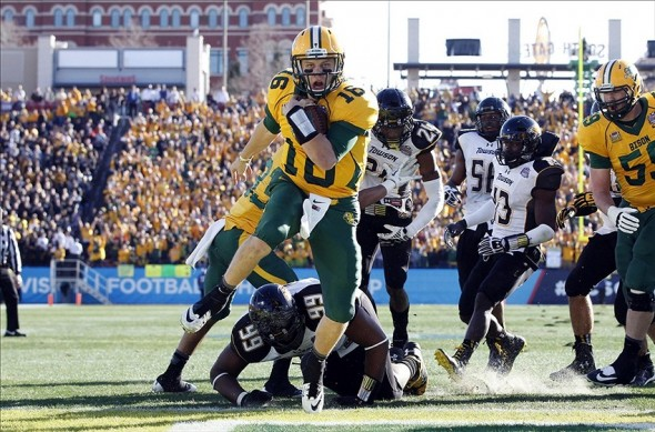 590 Credit Score >> Towson vs. North Dakota State final score: Bison win FCS Championship, 35-7 - FanSided - Sports ...
