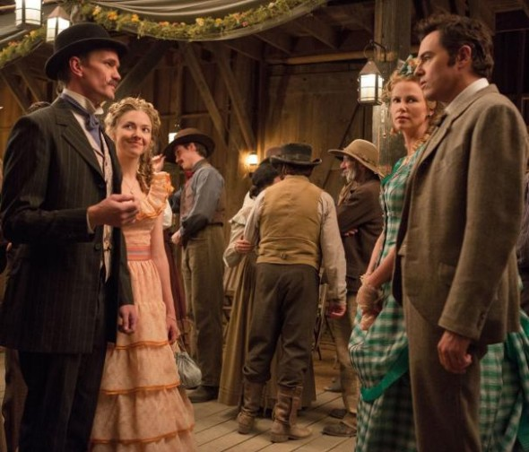 "First Still Image from the film ""A Million Ways to Die in the West."" Photo Credit: Universal Pictures"