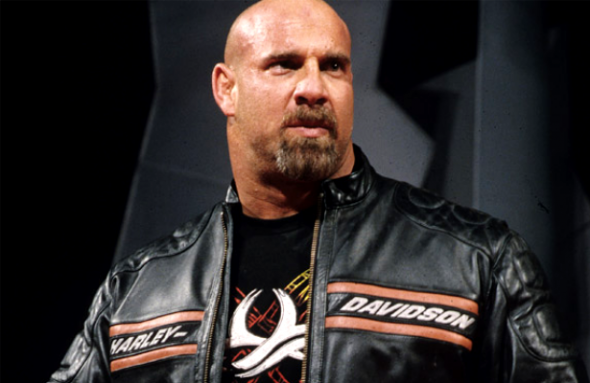 Former WWE/WCW Champion Bill Goldberg