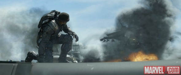 "New Image from ""Captain America: The Winter Soldier."" Photo Credit: Marvel"