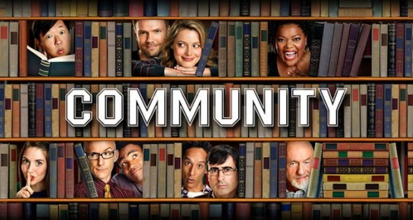 "Promo Poster for the series ""Community."" Photo Credit: NBC"