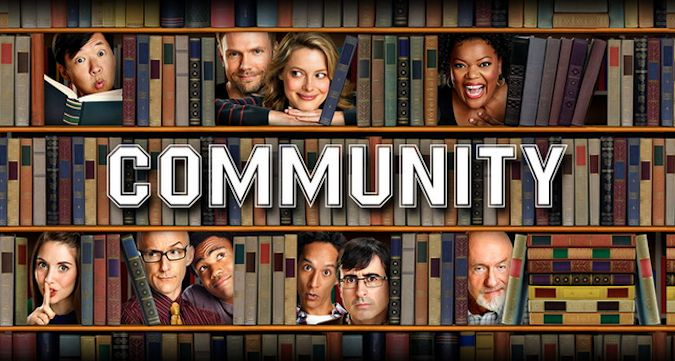 Community 5x13 Esp Disponible