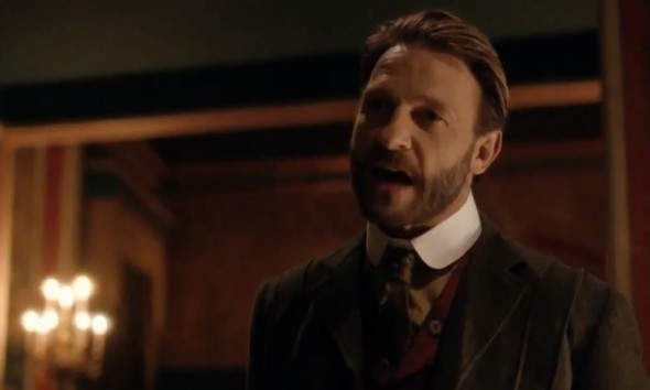 "Thomas Kretschmann as Abraham Van Helsing in the NBC Series ""Dracula"". Photo Credit: NBC"