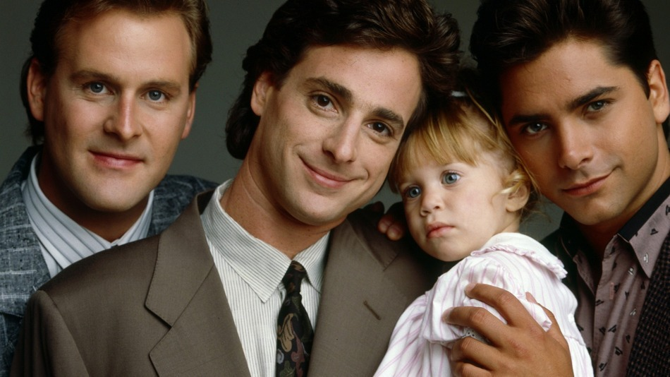 Uncle Jesse, Danny Tanner, Joey reunite for 'Full House ...Danny From Full House 2014