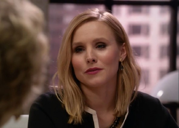 "Kristen Bell as Jeannie Van Der Hooven in Season 3 Episode 2 of ""House of Lies."" Photo Credit: Showtime"