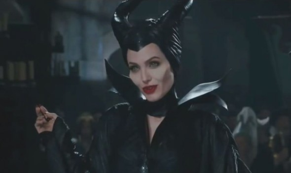 "Angelina Jolie as Maleficent in the Walt Disney film ""Maleficent."" Photo Credit: Walt Disney"