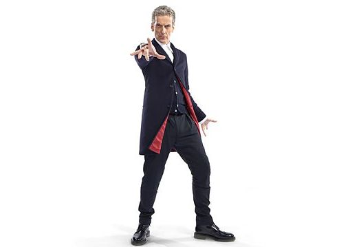 "Peter Capaldi as the Twelfth Doctor in ""Doctor Who."" Photo Credit: BBC"