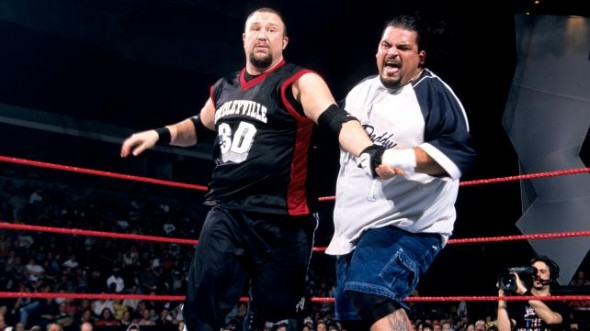 Former WWE Superstars Bubba Ray and Rosey