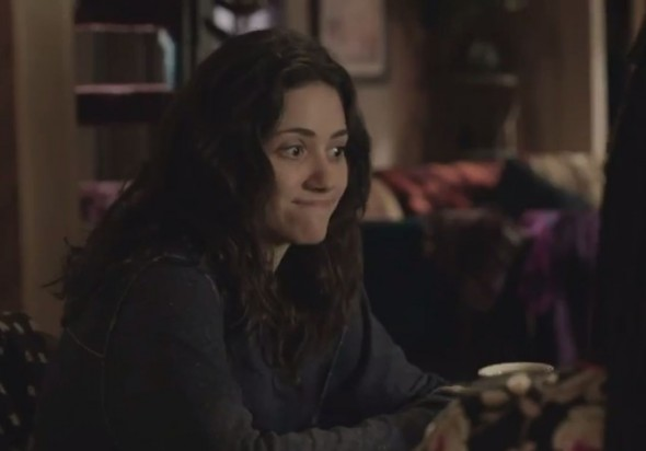 "Emmy Rossum as Fiona Gallagher in Season 4 of ""Shameless."" Photo Credit: Showtime"