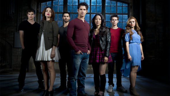 "The cast of the show ""Teen Wolf."" Photo Credit: MTV"