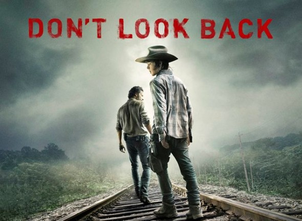 "Photo Art for the Return of ""The Walking Dead"" Season 4. Photo Credit: AMC"