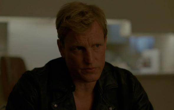 "Woody Harrelson as Detective Martin Hart in the HBO Original Series ""True Detective."" Photo Credit: HBO"