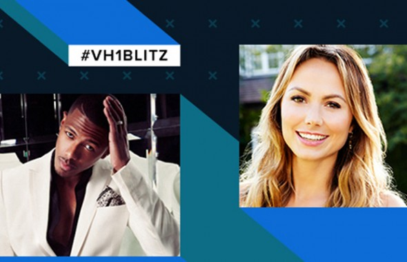 VH1's Super Bowl Blitz will be hosted by Nick Cannon and Stacy Keibler