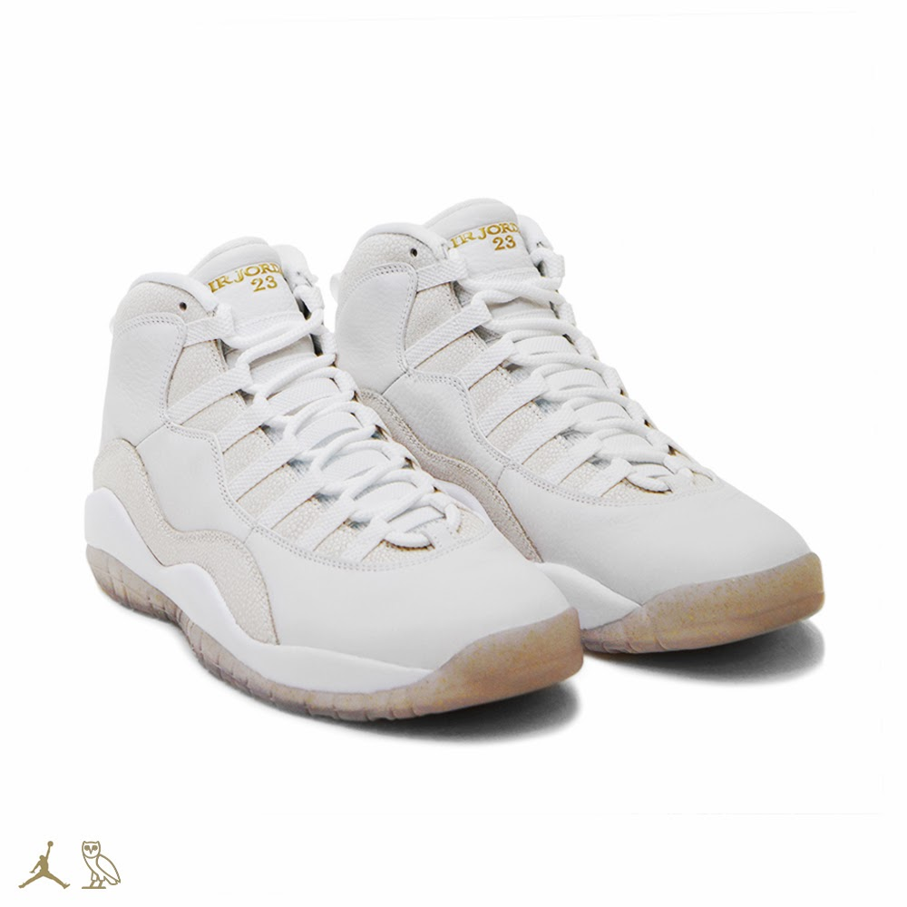 Air Jordan 12 OVO White 2016 - Sneaker Bar Detroit