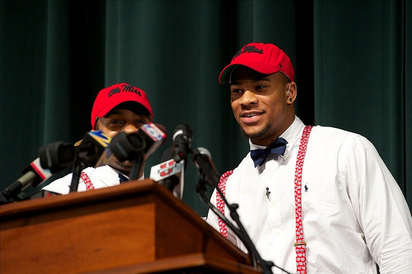 Denzel Nkemdiche and Robert Nkemdiche