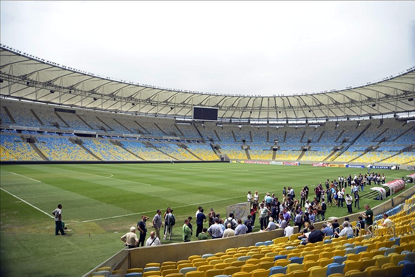 One of the Brazil 2014 World Cup venues
