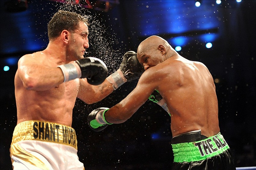 Bernard Hopkins is one of those taking part in the study in brain trauma