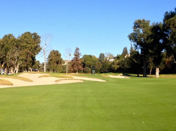 Riviera CC: Seventh Fairway. Bernie D'Amato - FanSided.com.