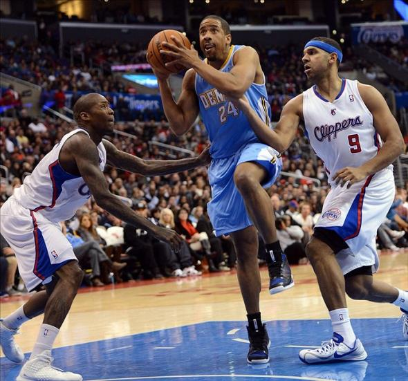 Game 1 Denver Nuggets Los Angeles Clippers: NBA Trade Rumors: Andre Miller Refusing To Rejoin Denver