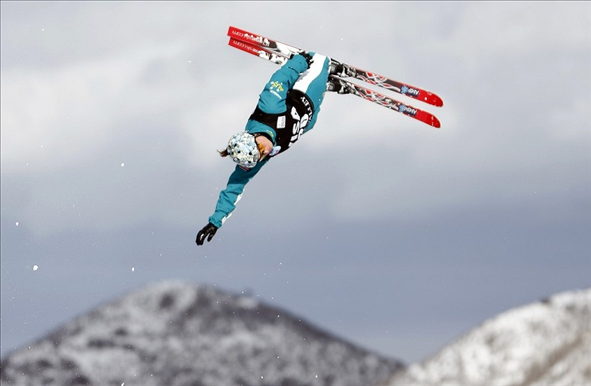 Freestyle skiing at the 2014 Winter Olympics –13 Womens aerials
