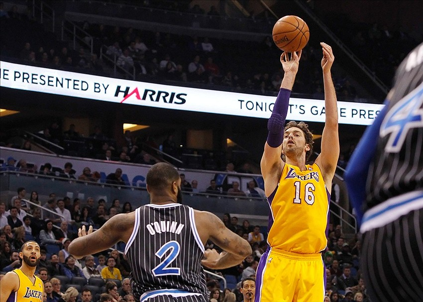NBA Trade Rumors: Los Angeles Lakers finding trading Pau Gasol to be
